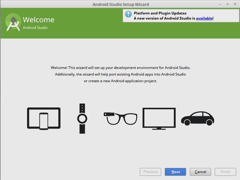 linux mint android studio  kurulumu 4